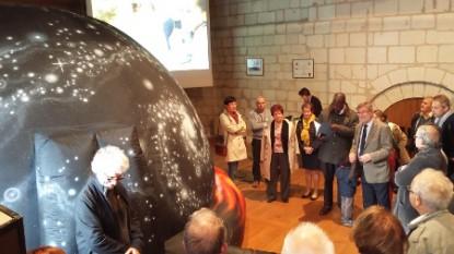 Fête de la Science, Mairie de Saumur