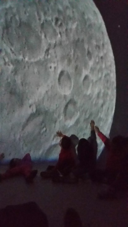 Intérieur planétarium 2015