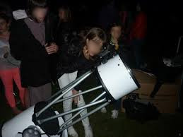 enfant+telescope